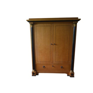 Baker Neoclassic Armoire
