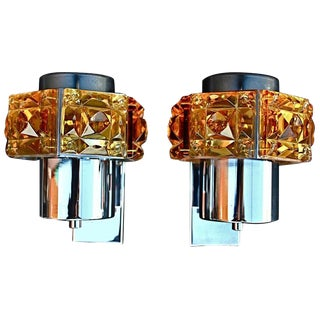 1970s Sconces Design by Raak - a Pair For Sale