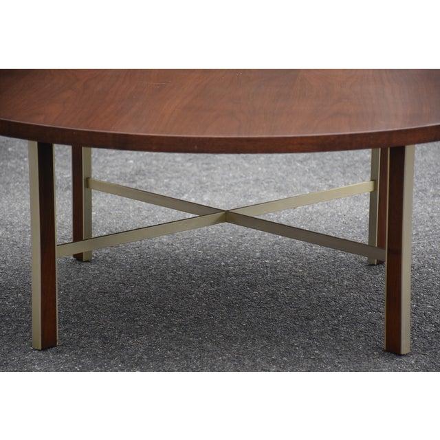 Paul McCobb Calvin Walnut Coffee Table - Image 3 of 9