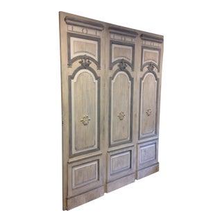 French Quarter Door Panels