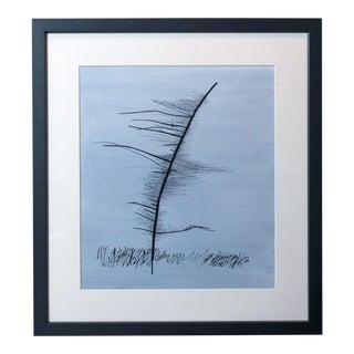 Tamarack #1 - Original Pen and Ink Drawing by Carolyn Reed Barritt For Sale