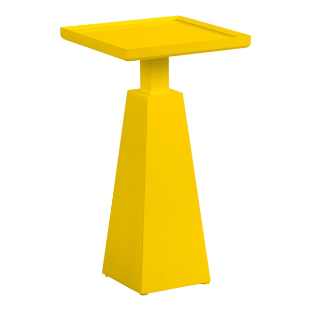 Casa Cosima Hayes Spot Table, Yolk For Sale