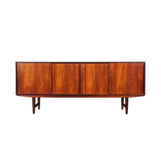 Danish Modern Rosewood Sideboard For Sale