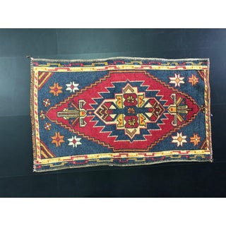Aztec Turkish Handmade Wool Small Rug - 1′10″ × 3′1″ Preview