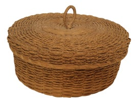 Image of Native American Baskets
