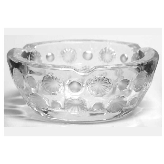 1920s Antique Lalique Tokyo Ashtray and Cigarette Holders - 3 Pieces For Sale - Image 10 of 11