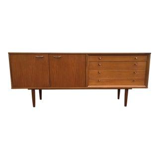 1960s Danish Modern Morris of Glasgow Credenza