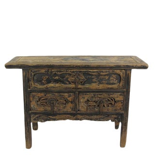 19th Century Antique Chinese Shanxi Dresser For Sale