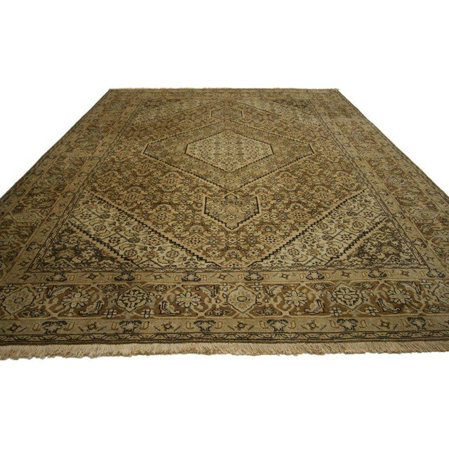 Contemporary 20th Century Azerbaijan Persian Rug - 6′ × 9′6″ For Sale - Image 3 of 6