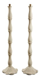 Image of Plaster Floor Lamps