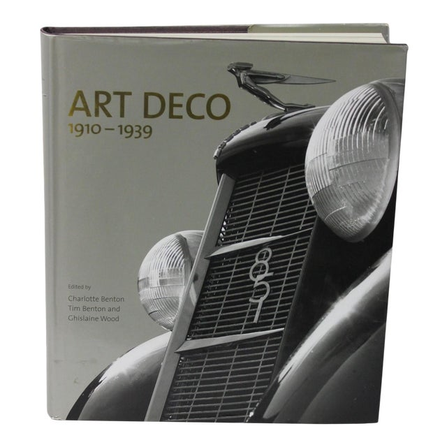 """""""Art Deco 1910-1939"""" Coffee Table Book by Victoria & Albert Museum For Sale"""