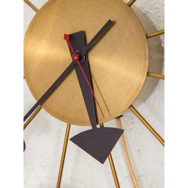 George Nelson 1950s George Nelson for George Nelson Associates Original Ball Clock For Sale - Image 4 of 9