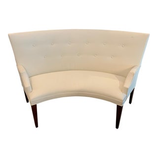 Mitchell Gold and Bob Williams Finley Banquette For Sale