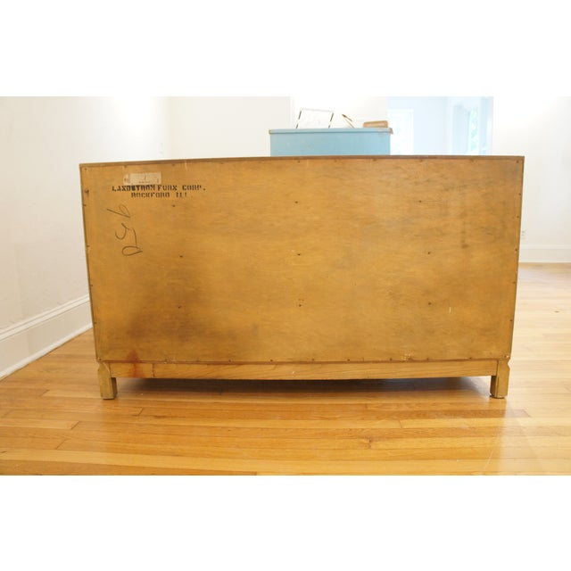 1950s Landstrom Chinoiserie Dresser For Sale In Raleigh - Image 6 of 8