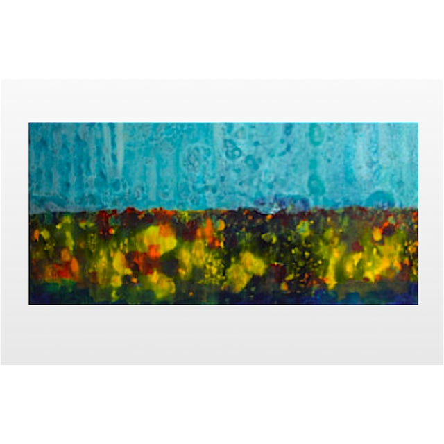 Abstract Landscape Painting by Bryan Boomershine - Image 2 of 5