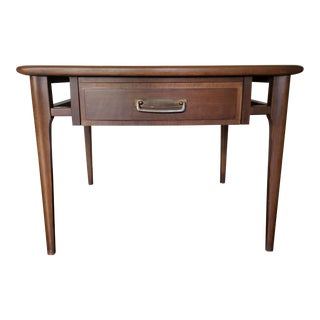 Mid-Century Modern Lane Cameo Collection Side Table For Sale