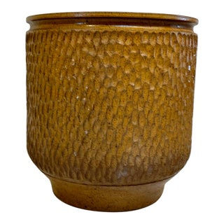 1960s Mid-Century Architectural Pottery Planter by Robert Maxwell & David Cressey for Earthgender For Sale