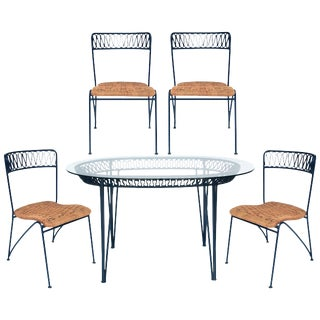 Maurizio Tempestini for Salterini Dining Set For Sale