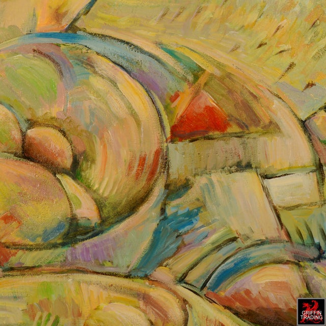 Table for Kandinsky Painting For Sale - Image 4 of 5