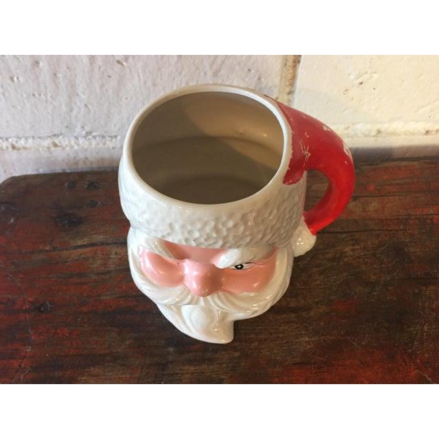 1950s Santa Claus Face Mug - Image 3 of 7