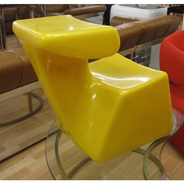 1970s Vintage Luigi Colani Zocker Chair Desk For Sale - Image 11 of 12