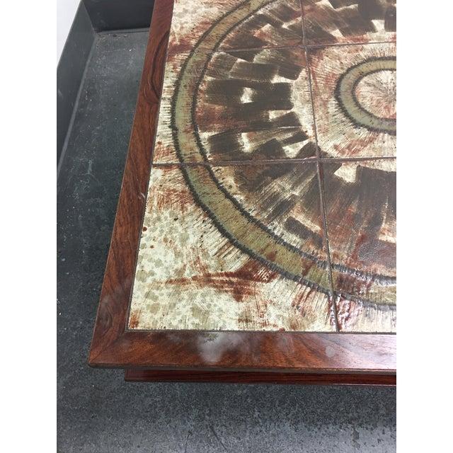 Ox-Art Mid-Century Modern Coffee Table From Denmark