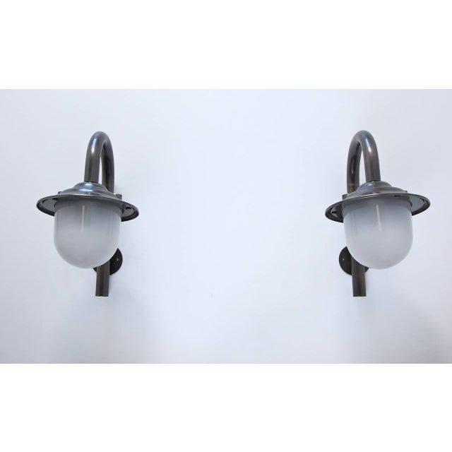 Italian Exterior Wall Fixtures For Sale - Image 4 of 10