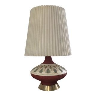 Mid Century Quartite Genie Lamp For Sale