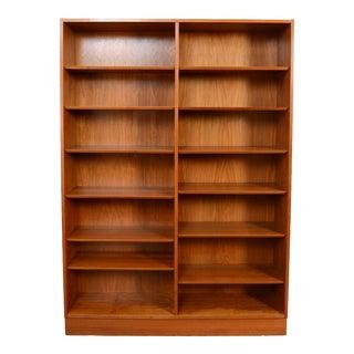 1970s Hundevad Danish Modern Teak Bookcases For Sale