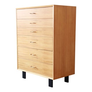 George Nelson for Herman Miller Highboy Dresser For Sale