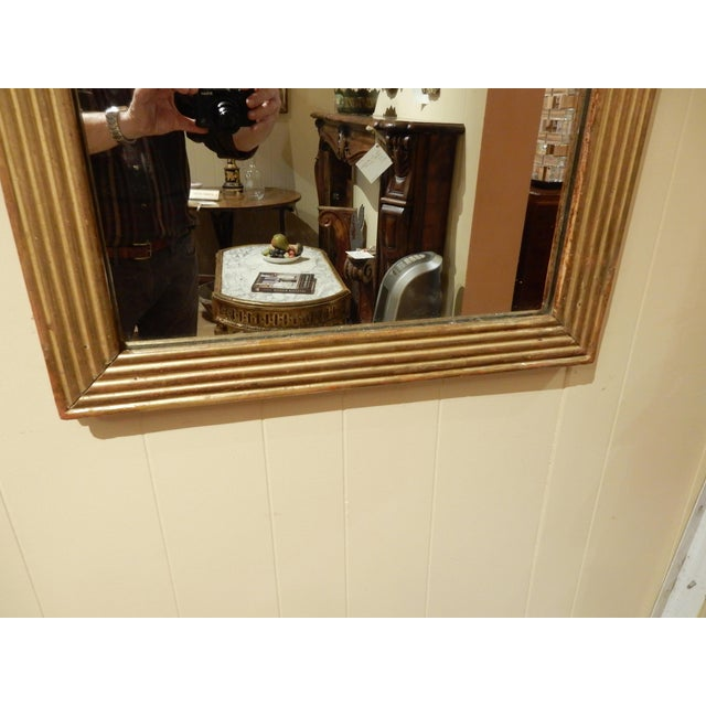 Early 19th Century Directoire' Mirror For Sale - Image 4 of 6