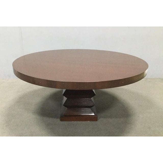 """Michael Berman """"Lombard"""" Dining Table For Sale - Image 10 of 10"""