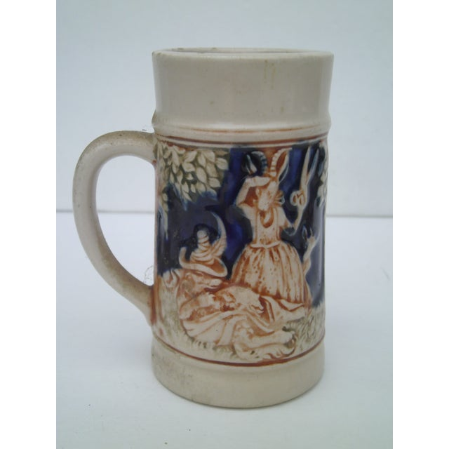 Antique German Childrens Steins - Set of 3 - Image 4 of 11