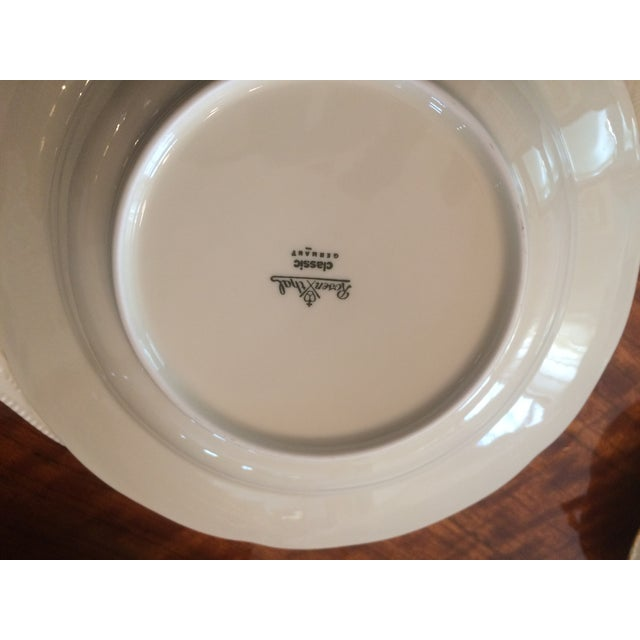 Ceramic Rosenthal Fine China Dinnerware For Sale - Image 7 of 8