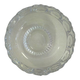 "1970s Vintage Tiffany ""Apple"" Bowl For Sale"