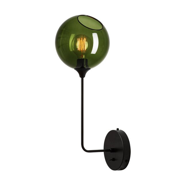 2010s Ballroom the Wall Sconce - Purple For Sale - Image 5 of 6