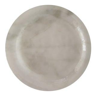 """Juliska Carine Glass 11"""" Dinner Plates- Set of 9 For Sale"""