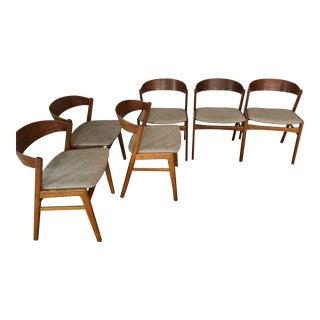 DUX Danish Modern Chairs - Set of 6