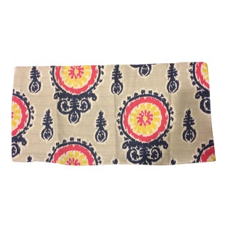 Moroccan Ikat Pillow Cover For Sale