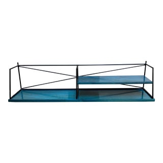 Paul McCobb Planner Group Metal and Wood Shelf For Sale
