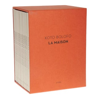Hermès Book: La Maison by Koto Bolofo 11 Volume Boxed Set For Sale