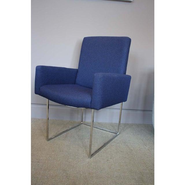 Milo Baughman Thayer Coggin High Back Armchair - Image 2 of 5