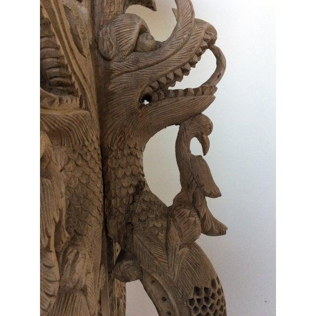 Vintage Anglo Indian Pedestal - Image 8 of 9