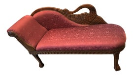 Image of Raspberry Red Sofas