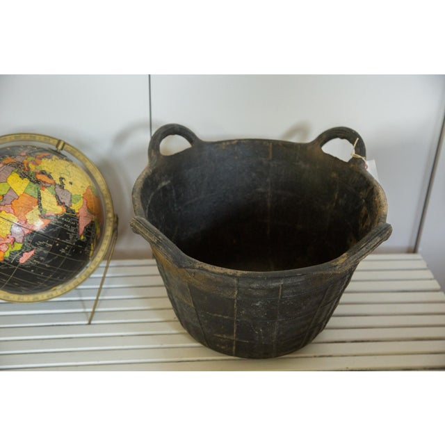 Large Recycled Rubber Basket - Image 4 of 5