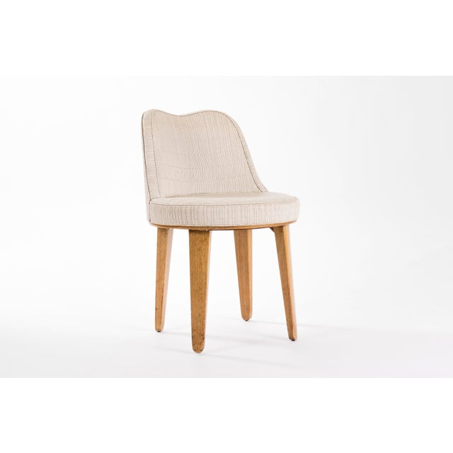 Edward Wormley Swivel Chair For Sale In Los Angeles - Image 6 of 8