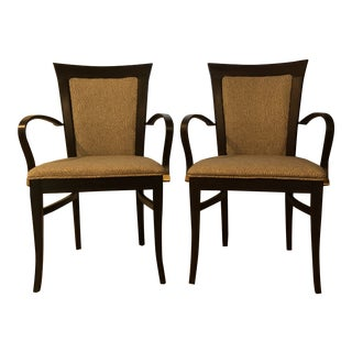 Vintage Mid Century Sillala of Spain Chairs- a Pair For Sale
