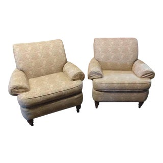 Sklar Peppler Arm Chairs - A Pair