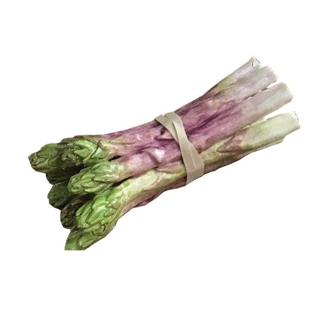 Porcelain Bundle of 8 Asparagus - Image 1 of 3