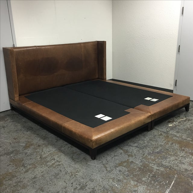 William Sonoma Presidio King Bed - Image 3 of 7